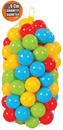 Pilsan Kulki plastikowe 9 cm - 50 szt.