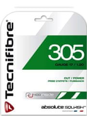 Tecnifibre struna 305 Squash - set - Odprta embalaža