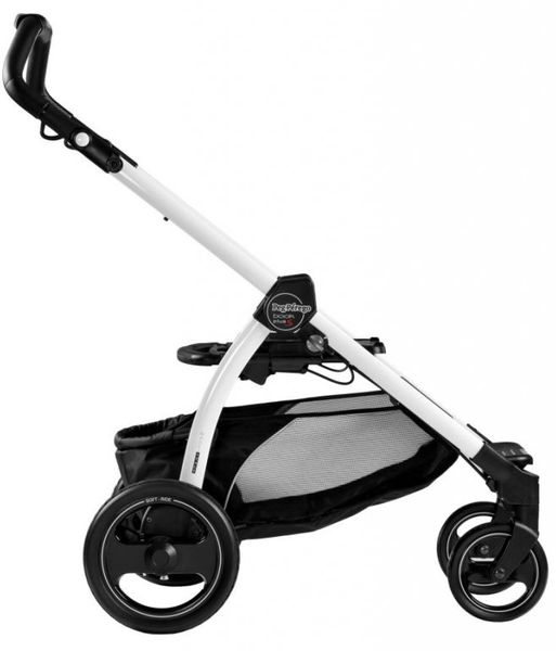 Peg Perego Podvozek BOOK S 2016 White/Black