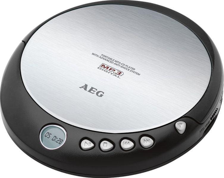 AEG CDP 4226 BK, černá