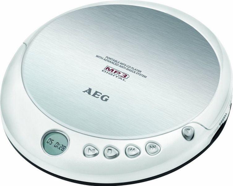 AEG CDP 4226 WH, bílá
