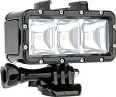 Niceboy vodoodporna luč za športne kamere