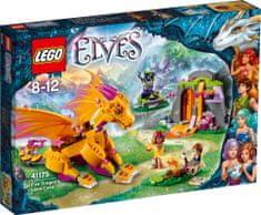 LEGO® Elves 41175 Špilja od lave Zmaja Vatre