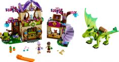 LEGO® Elves 41176 Tajna tržnica