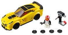 LEGO® Speed Champions 75870 Chevrolet Corvette