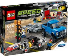 LEGO® Speed Champions 75875 Ford F-150 Raptor i Ford Model A Hot Rod