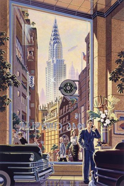 Schmidt Puzzle Chrysler Building 1000 dílků