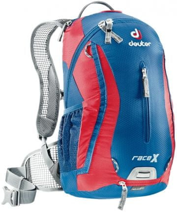 Deuter Race X steel/fire