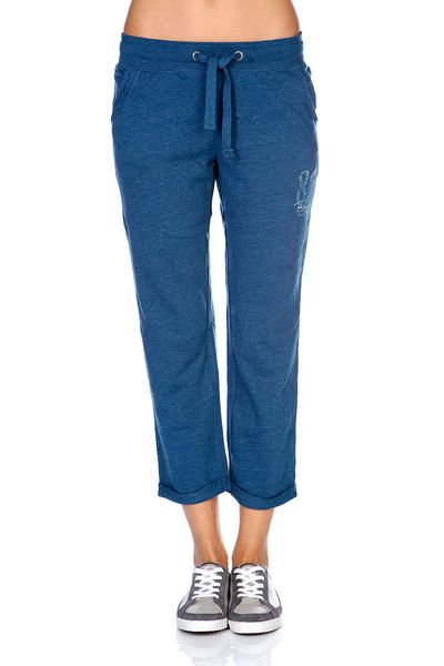 Roxy Rolled Up Pant Ocean S
