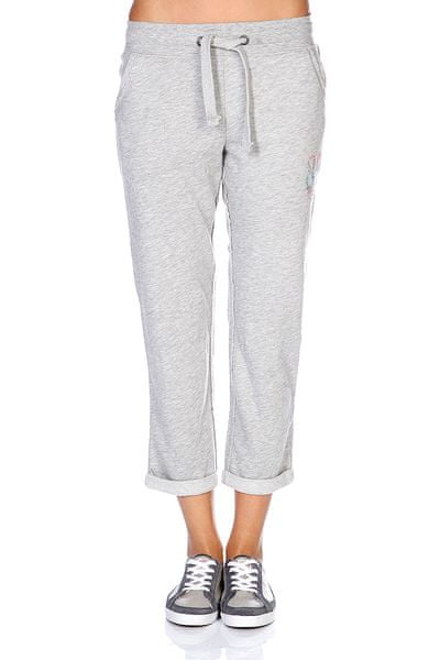 Roxy Rolled Up Pant Heather Grey S