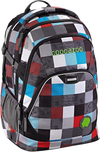 CoocaZoo Školní batoh EvverClevver2, Checkmate