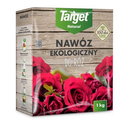 Target 2x nawóz ekologiczny do róż