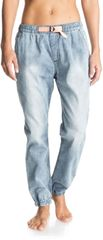 Roxy hlače Fonxy Denim J Pant Med Blue Wash