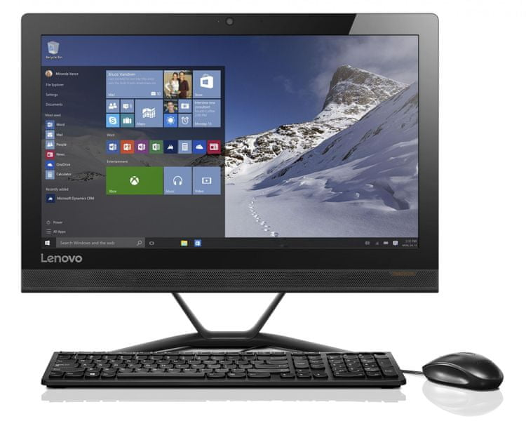 Lenovo IdeaCentre AIO 300-20ISH (F0BV001QCK) - II. jakost