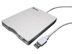 Sandberg čitač USB Floppy Mini Reader