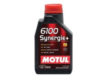 Motul olje 6100 Synergie Plus 10W-40, 5L