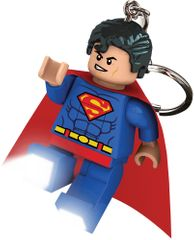LEGO® Super Heroes Superman privjesak za ključeve s LED svjetlom