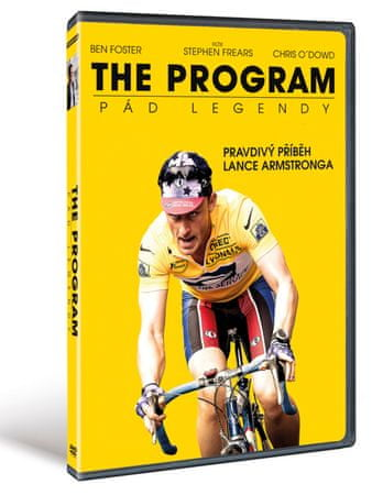 The Program: Pád legendy   - DVD