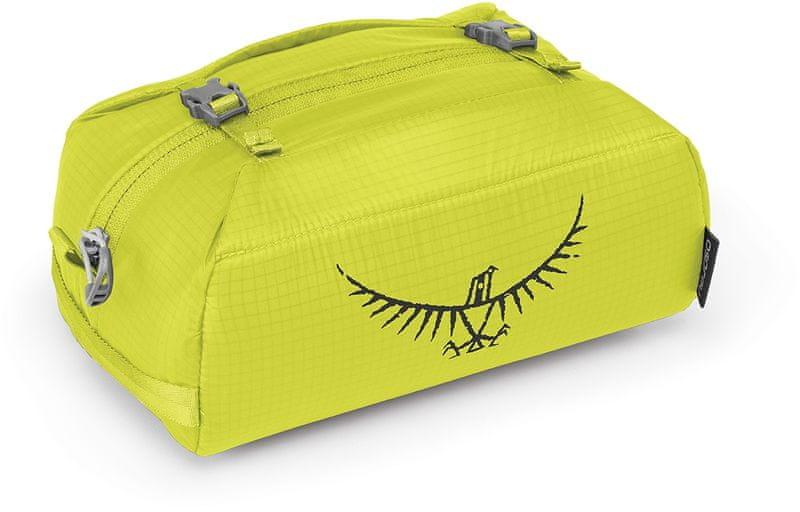 Osprey Ultralight Washbag Padded electric lime