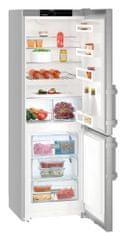 LIEBHERR CUsl 4015 Kombinált hűtőszekrény Ezüst
