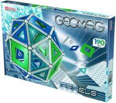 Geomag Kids Panels Mágneses építőjáték, 190 db