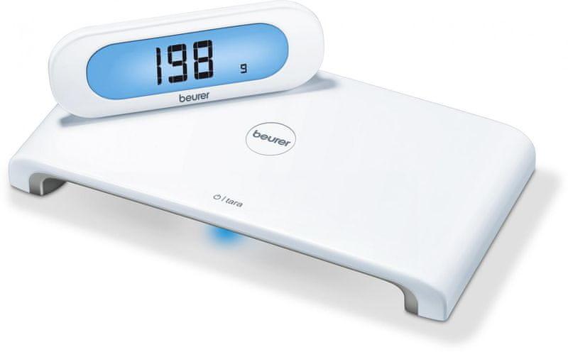 Beurer kuchyňská váha s bezdrátovým displejem KS600