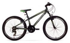 """Arkus rower dziecięcy Beryl 240 czarny 13"""""""