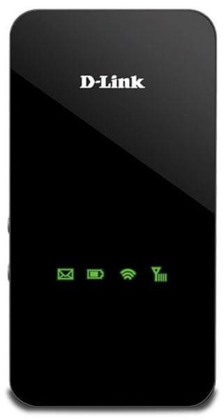 D-Link DWR-720 Mobile Wi-Fi Hotspot 21 Mbps