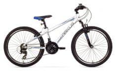 """Arkus rower dziecięcy Beryl 240 biały 13"""" model 2015"""