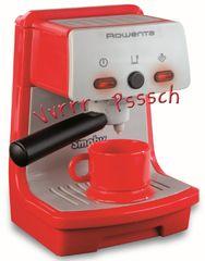 Smoby Espresso Rowenta Gyerekkonyha tartozék, Piros