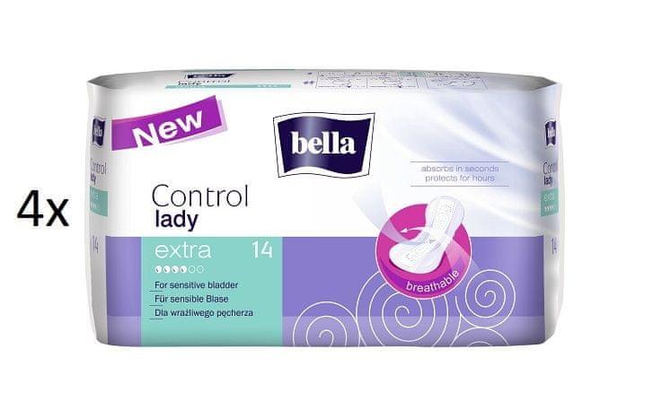 Bella Control Lady Extra 4 x 14 ks