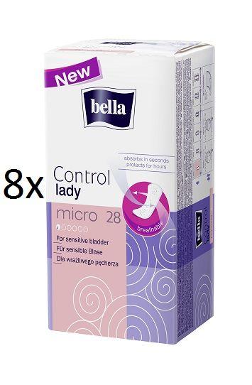 Bella Control Lady Micro á 28 x 8