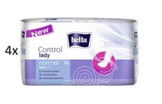 Bella Wkładki Control Lady normal 4 x 16 szt