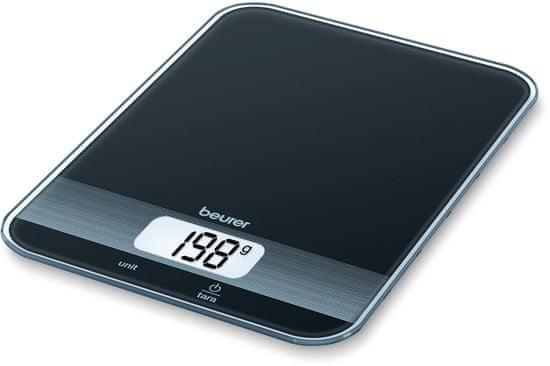 BEURER kuchynská digitálna váha Black KS19