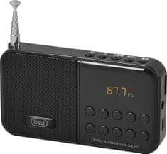 Trevi DR 740 SD Hordozható rádió