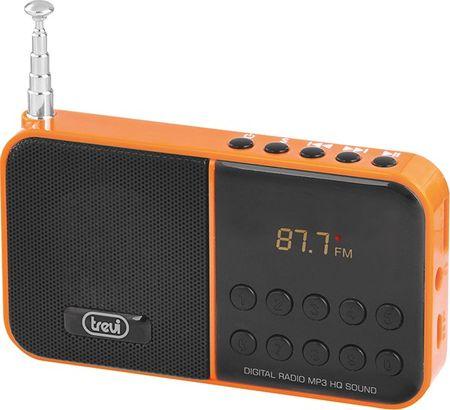 Trevi DR 740 SD OR, oranžová