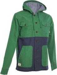 Vans jakna Lismore, muška, zeleno-plava