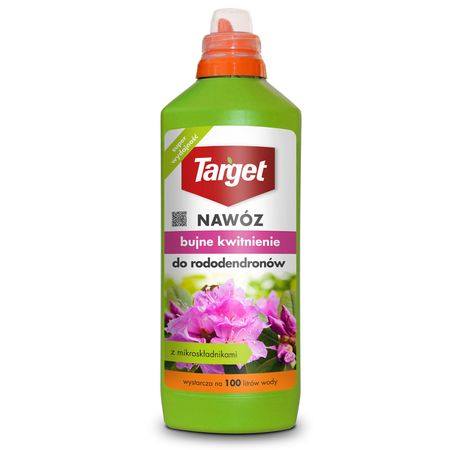 """Target 2x nawóz do rododendronów """"Bujne Kwitnienie"""""""
