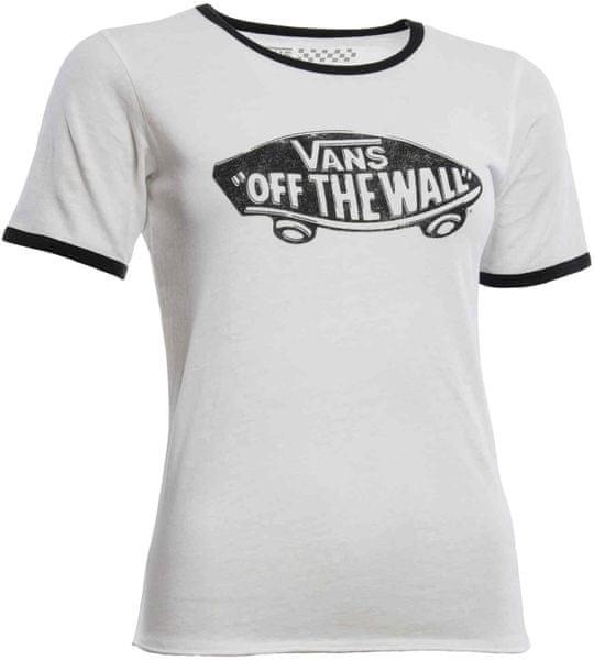Vans G Authentic Skate Ringer White/Black L