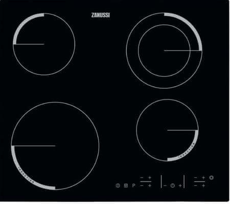 Zanussi kombinirana kuhalna plošča ZEN6641FBA