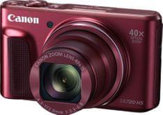 Canon PowerShot SX720 HS + 1000 Kč od Canonu zpět!