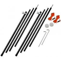 Vango King Pole Set Adjustable