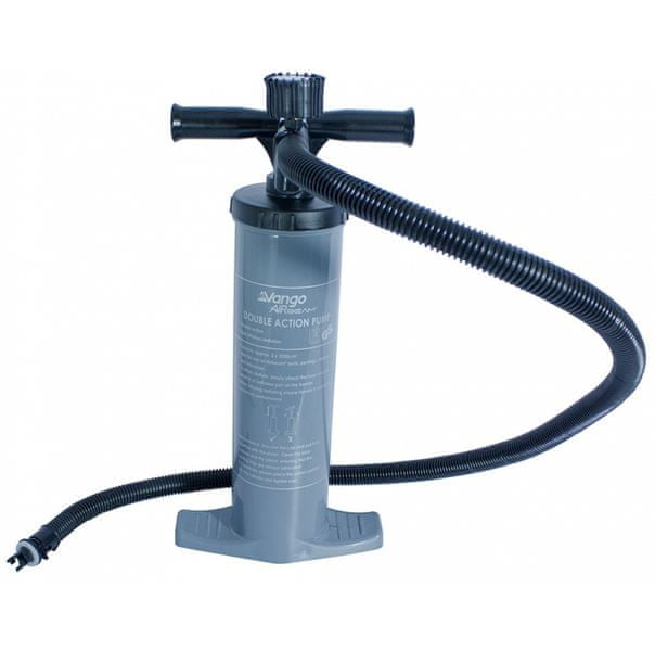 Vango Alloy Double Action Pump