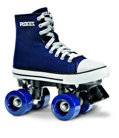 Roces wrotki Chuck.001 Blue/white 34