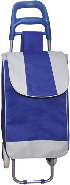 BRILANZ Nákupní taška na kolečkách 95x36x30 cm
