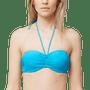 1 - s.Oliver női bikinialsó 40C türkiz