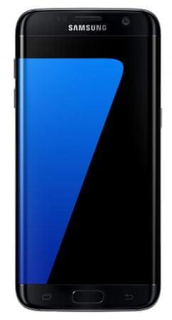 Samsung Galaxy S7 Edge, černá