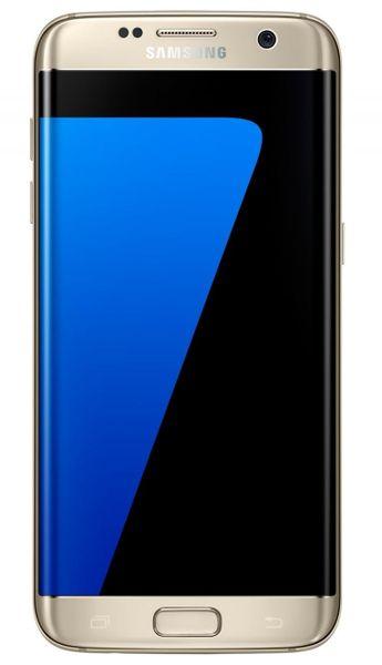 Samsung Galaxy S7 Edge, zlatá + cashback 3000 Kč