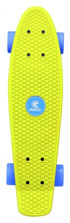 Roces deskorolka MC3 minicruiser yellow/light blue