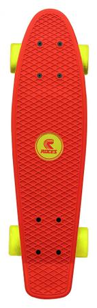 Roces deskorolka MC4 minicruiser red/yellow